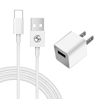 2 in 1 USB Type-C Travel Charger